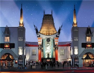 Featured Chinese theatre