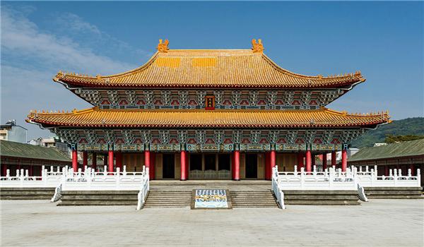 Kaohsiung Taiwan Confucius Temple