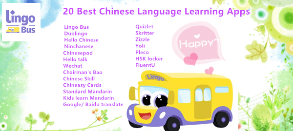 Best Chinese Language Learning Apps