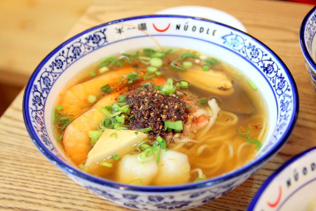 LaMian-Chinese Noodles